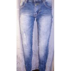 Vyriški džinsai siaurėjantys YB806
