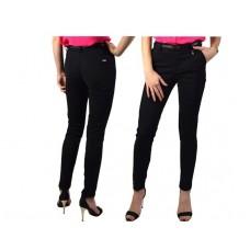 Klasikinės juodos kelnės nuo S iki XL