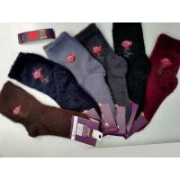 Šiltos kojinės su angoros vilna 39-42 dydis