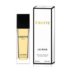 Kvapusis vanduo LA RIVE CHATTE moterims 90 ml