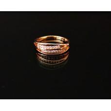 Žiedas su akutėmis