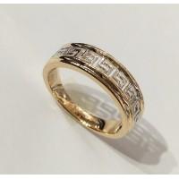 Žiedas  su graikišku raštu