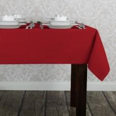 Kalėdinė lininė staltiesė