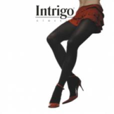 Baklažano spalvos pėdkelnės Intrigo 60 den