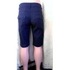 Džinsiniai šortai vyriški S. Boy su 7-iomis kišenėmis