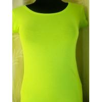Ryškiai geltona (neoninė) palaidinė