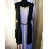 Suknelė su liemene