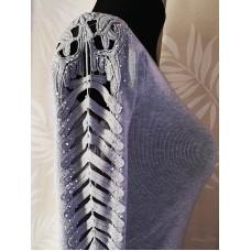 Tunika su puoštomis rankovėmis L/XL