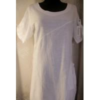 Lininė suknelė-tunika
